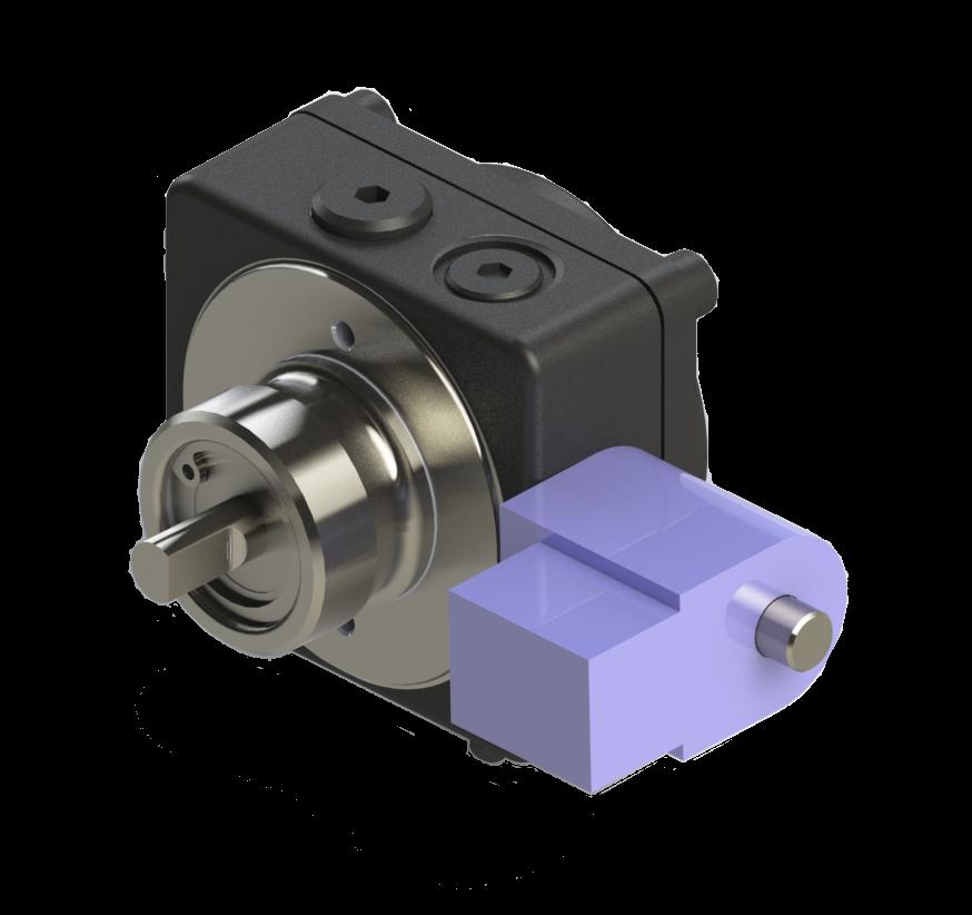 Danfoss Diesel Fuel Pump with Solenoid