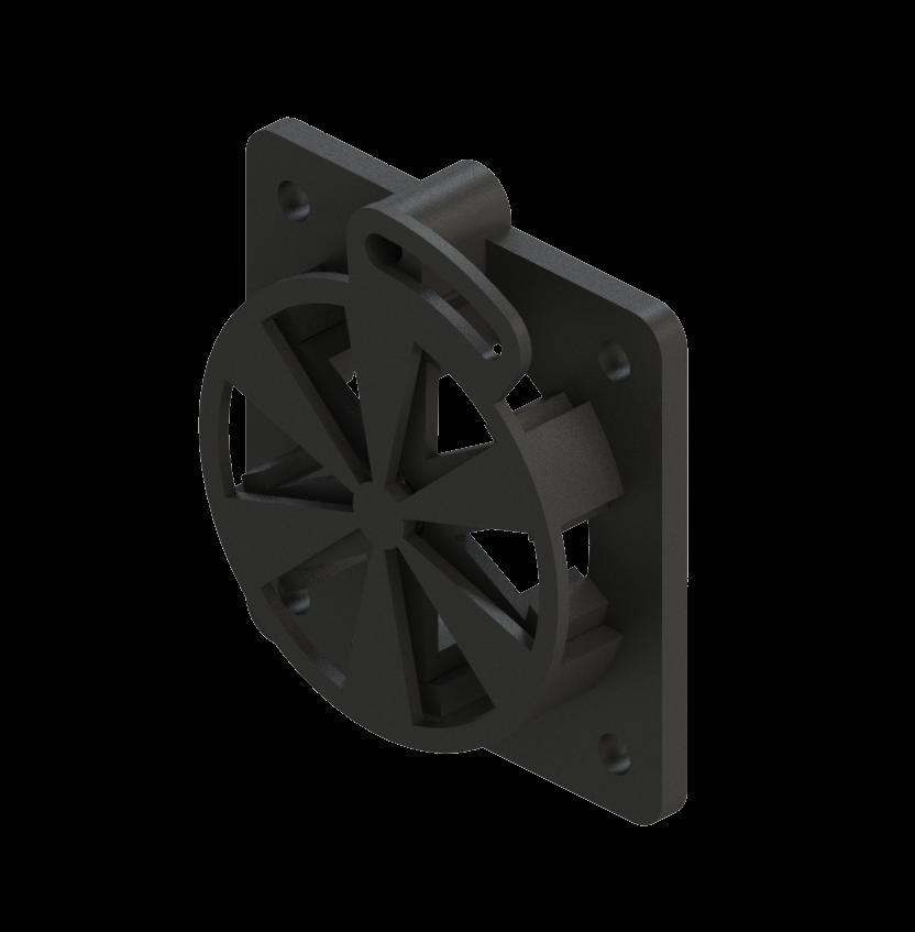 Diesel Air Shutter Kit