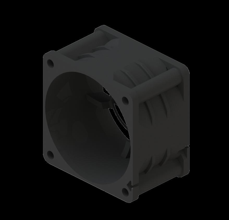 Diesel Combustion Blower Fan Kit