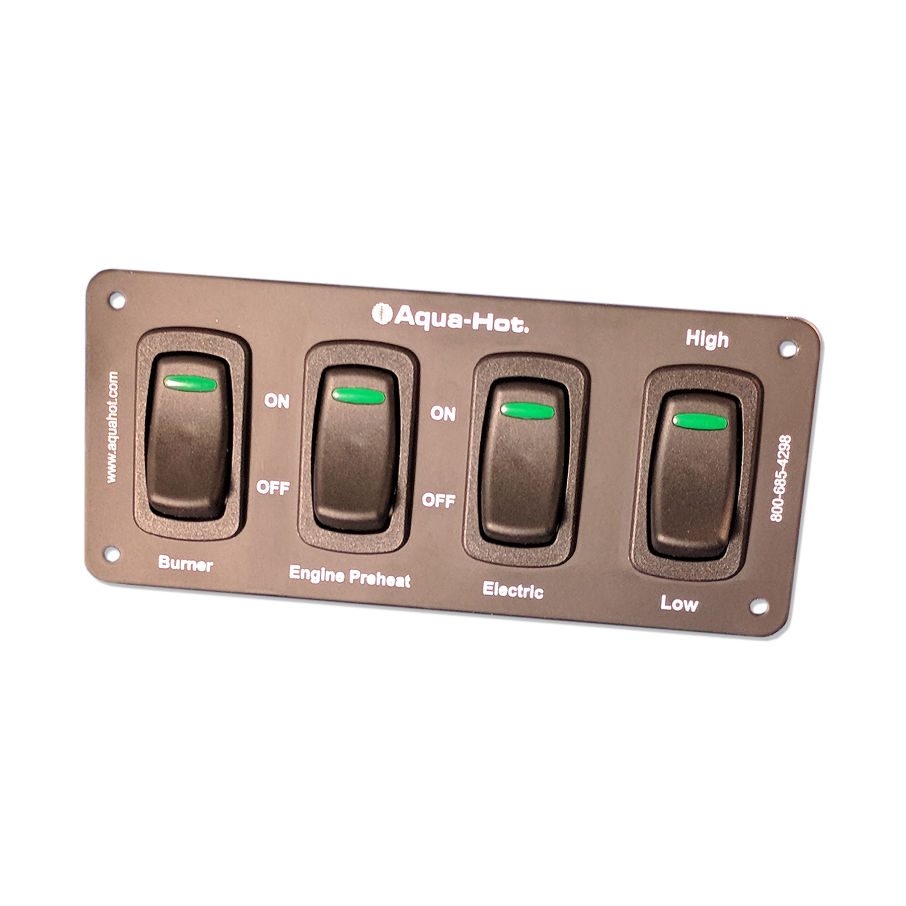 4-Position Switch Panel Assembly