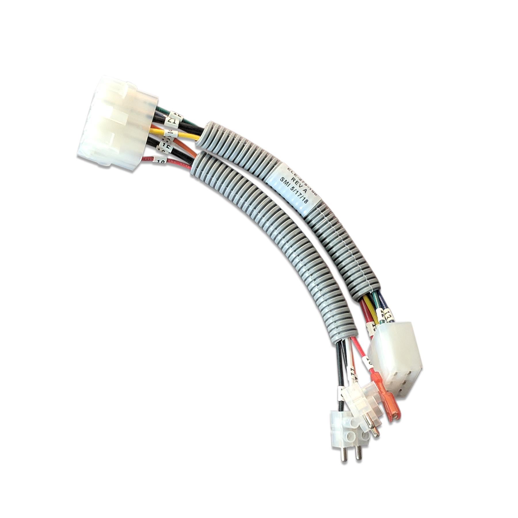 Beckett to Webasto Burner Wiring Harness, 375D