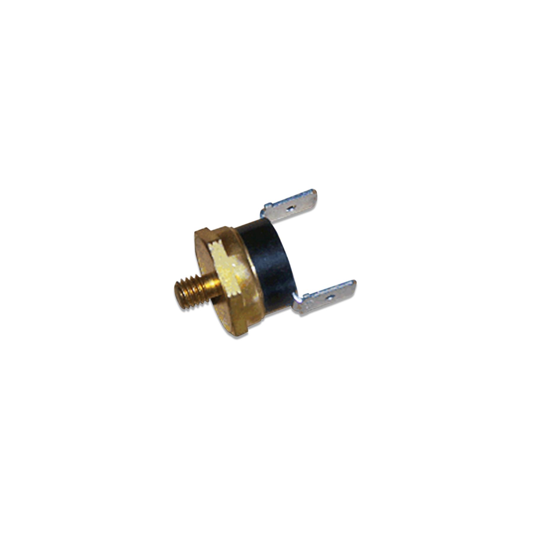 185 Degree F VAC Control Thermostat w/Spades