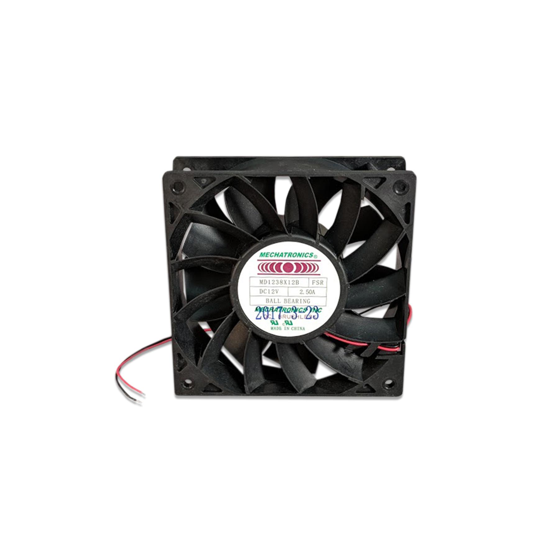 Fan, 120 x 38 mm 185 CFM