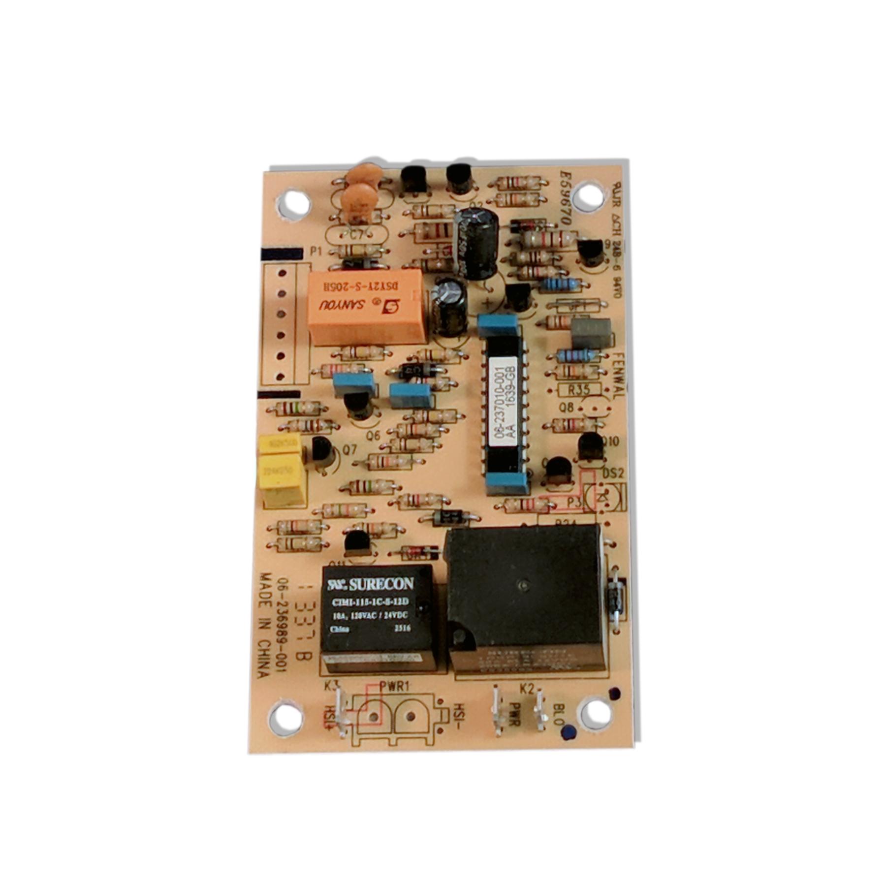 Burner Controller Card