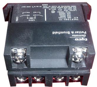 277 VAC 12VDC 30A Coil Relay