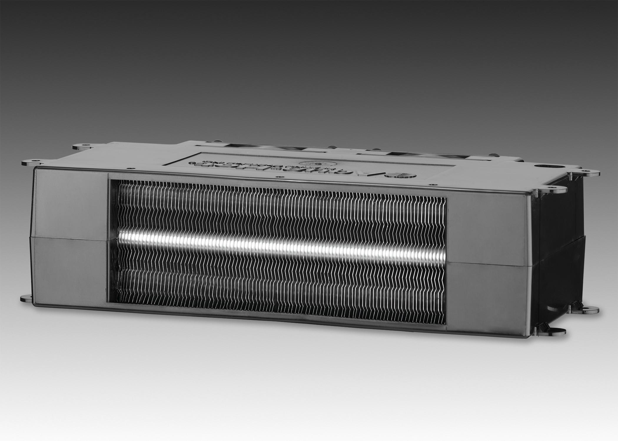 Cozy III Heat Exchanger