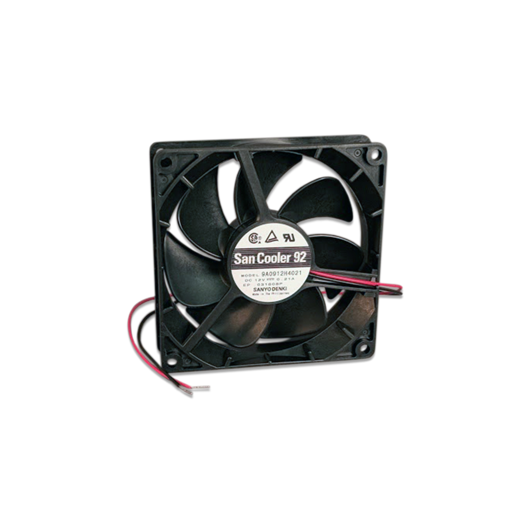 12V Silent Cozy Fan, 25 mm