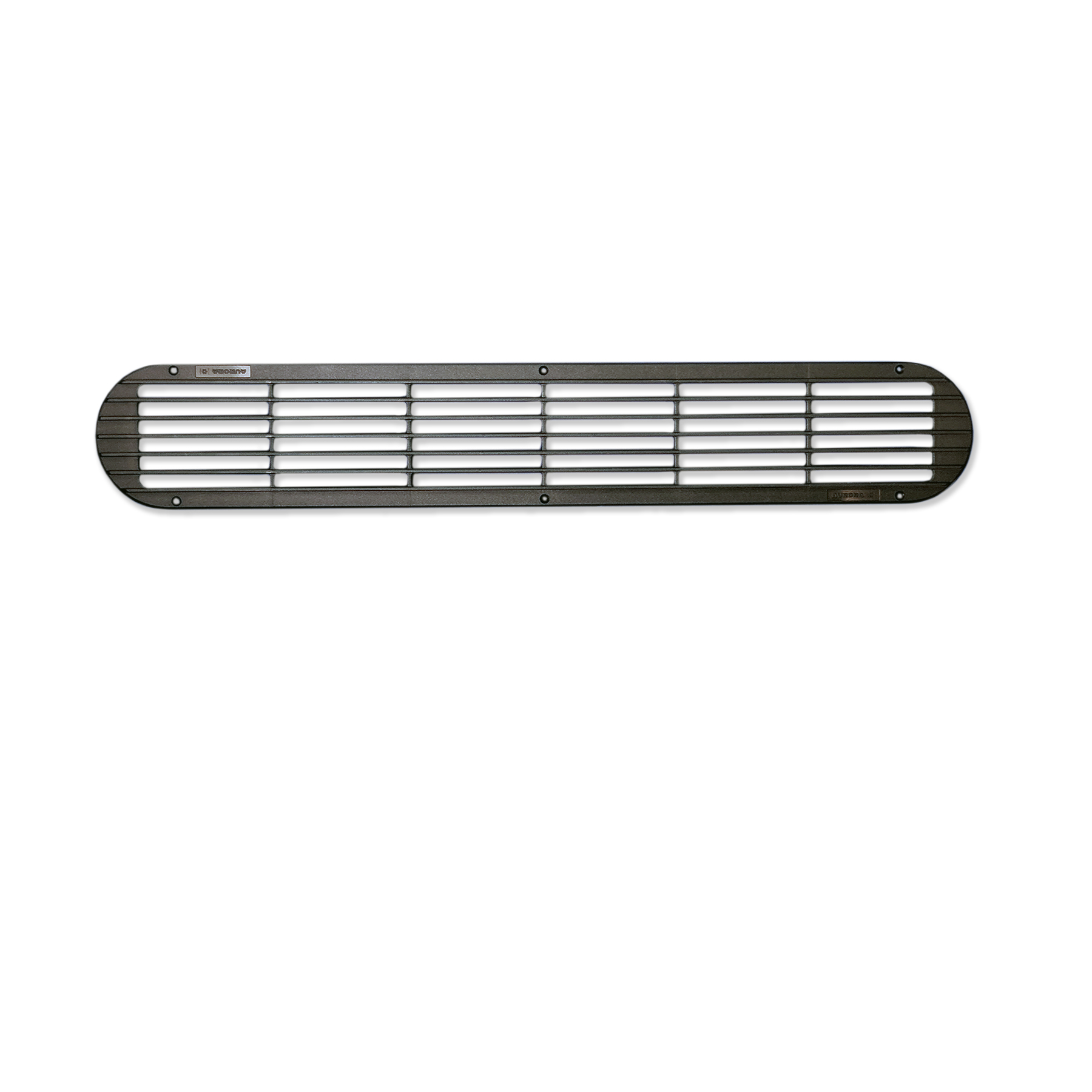 Black Grille Cover 3-1/2 X 21-1/2
