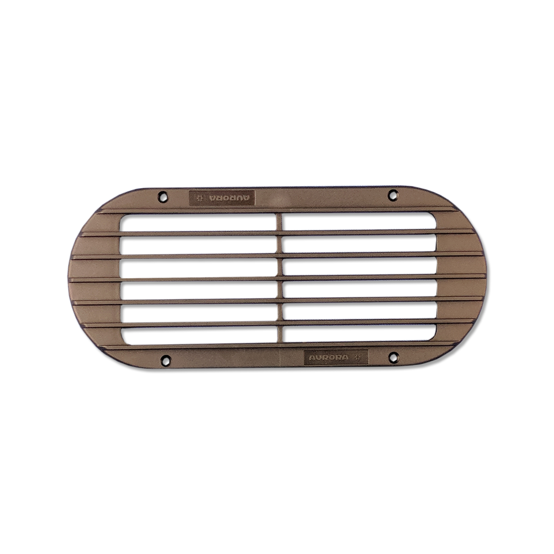 Small Black Grille, 3-1/2 X 8-1/2