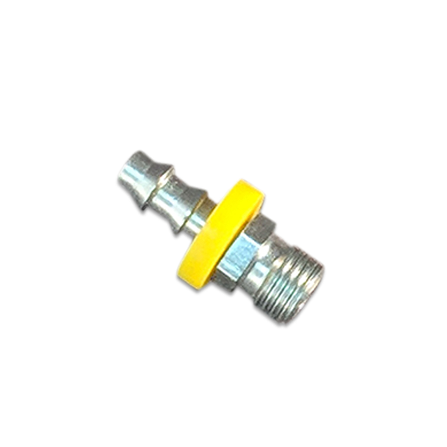 Stainless Steel Fitting (M) Metric L, #6 x 1/4 B
