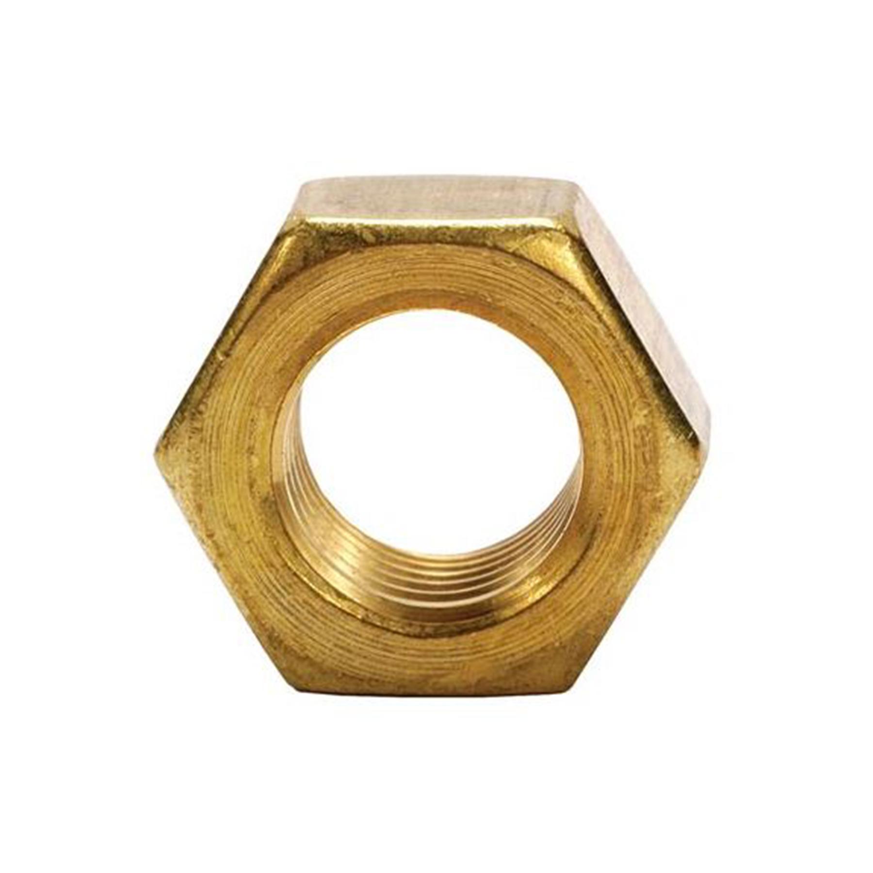 CONS Brass Nut, 5/16 - 24