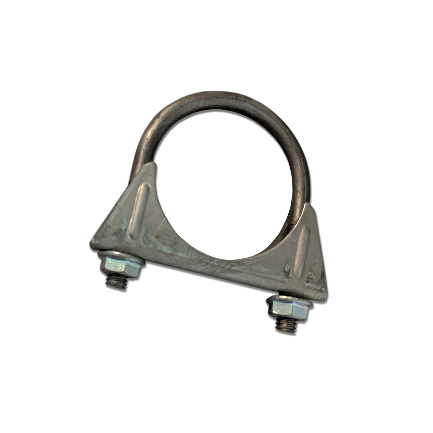 Stainless Steel Exhaust Clamp, 2.25