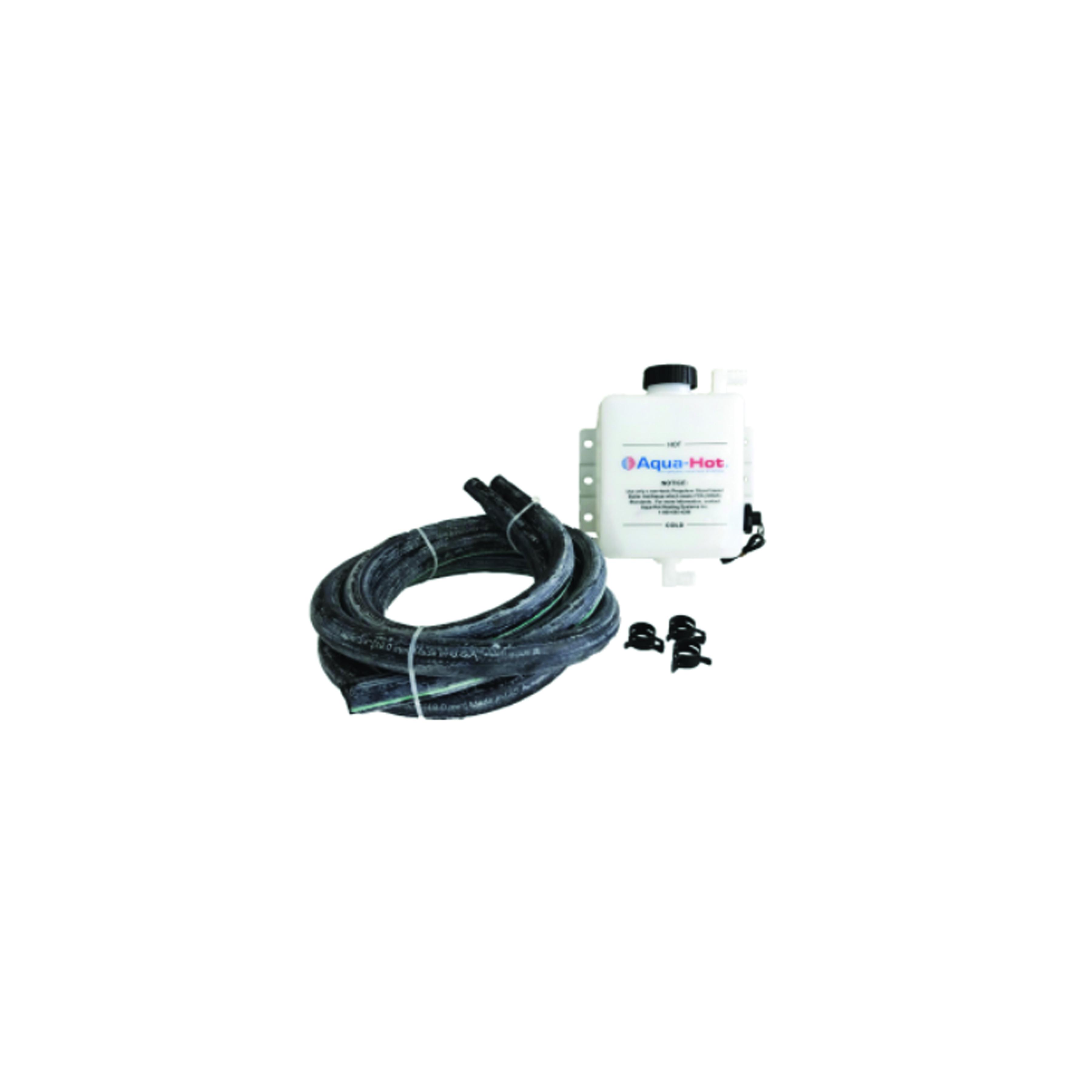 Kit: Expansion Bottle, Float Sensor, Clamps, Hose