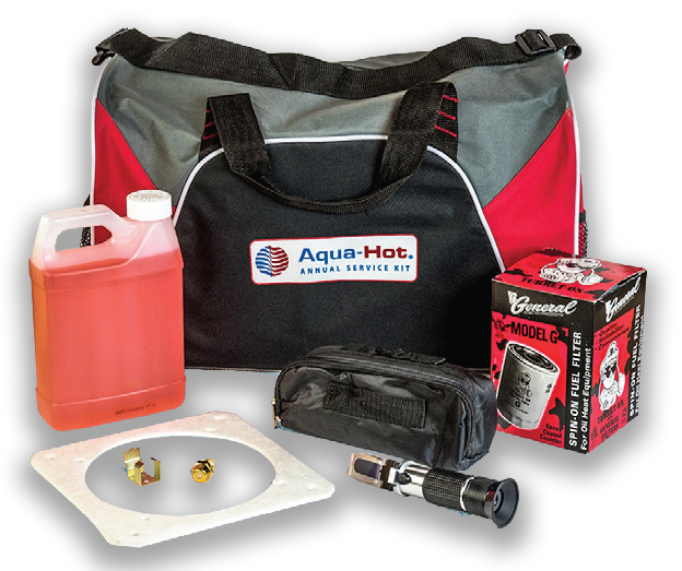 Annual Service Kit - Pink