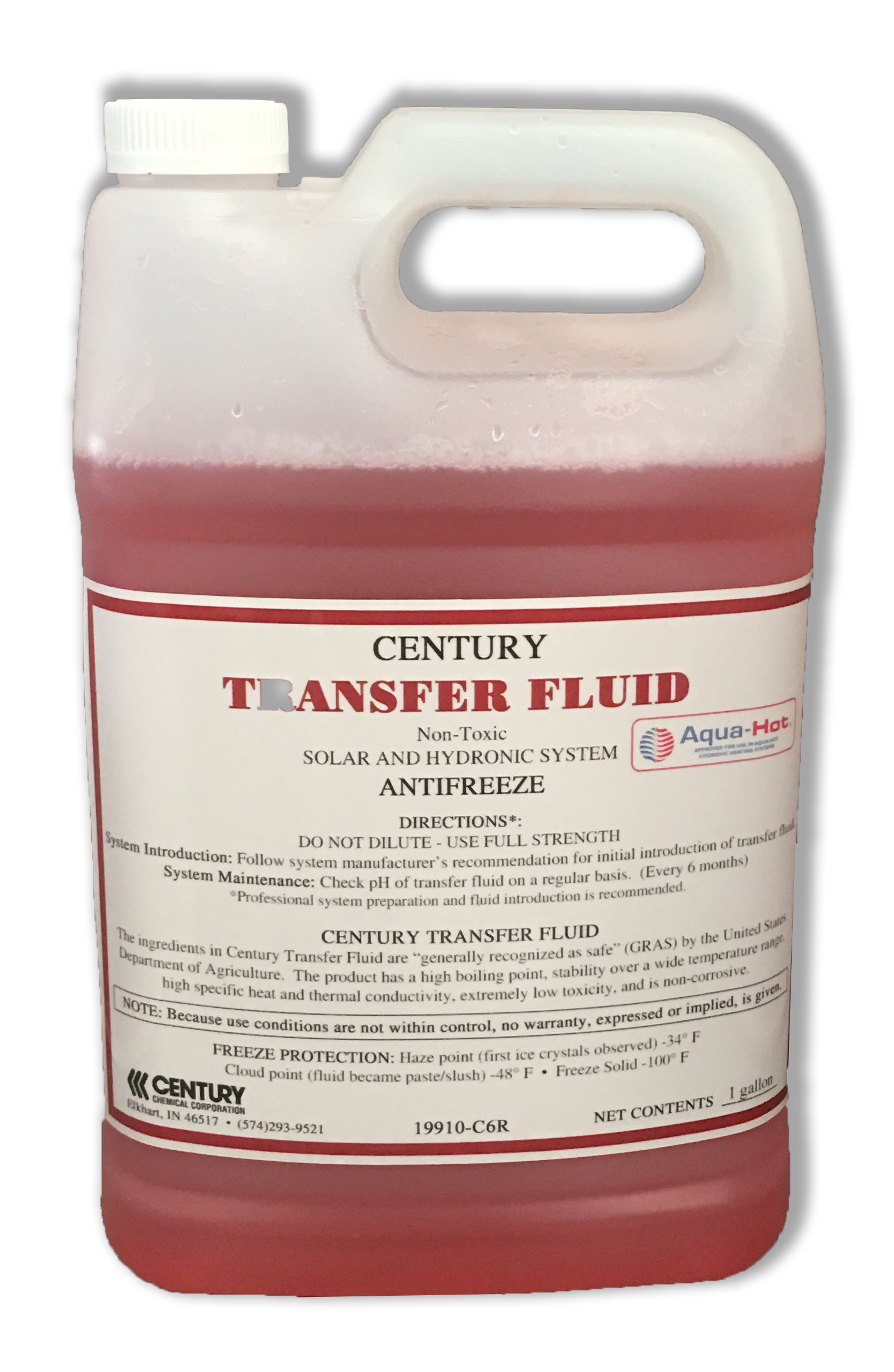 1 Gallon Pink Boiler Antifreeze