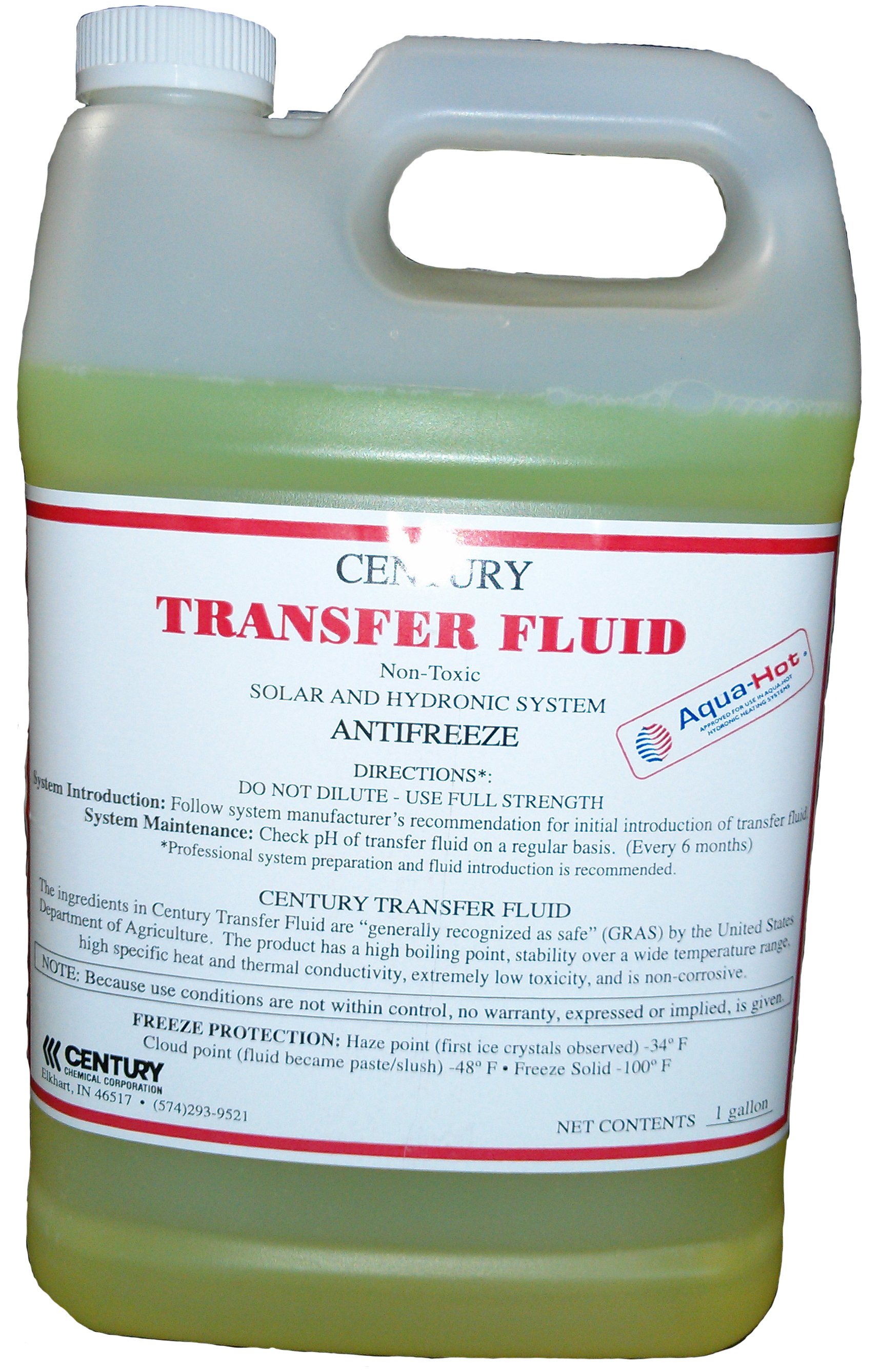 1 Gallon Green Boiler Antifreeze