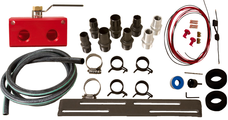 UTV/RTV Installation Kit for Cab Heater