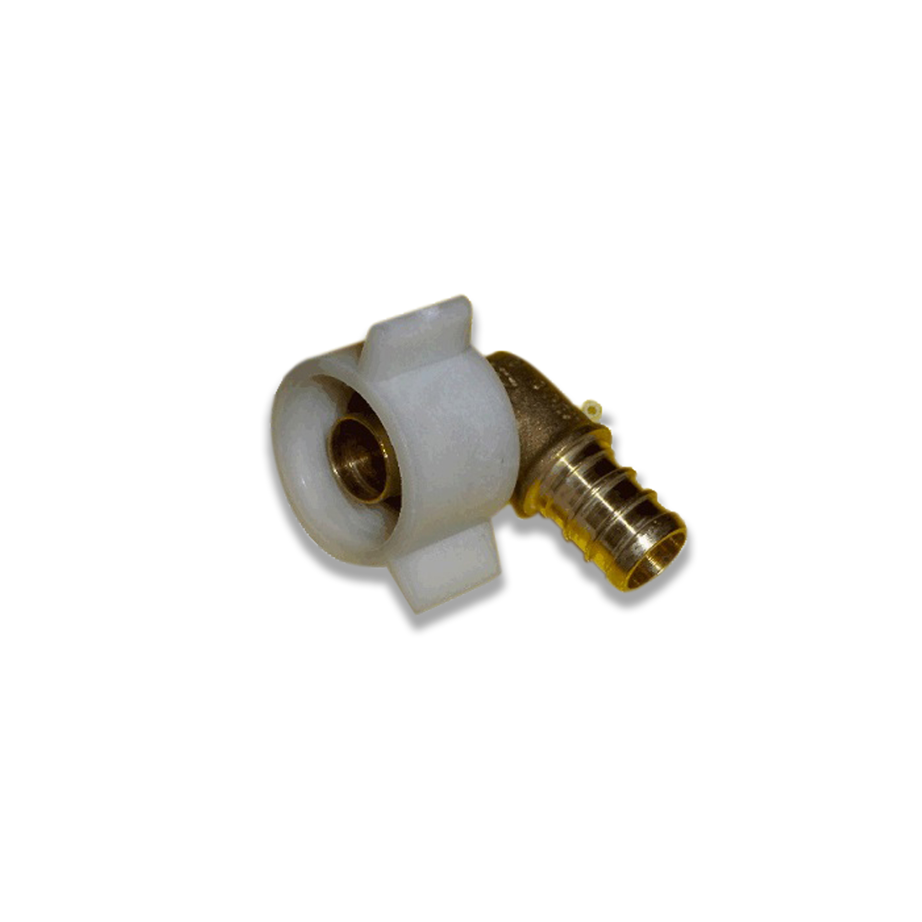 Elbow Swivel Fitting, 1/2 in. Barb x 1/2 in. NPT