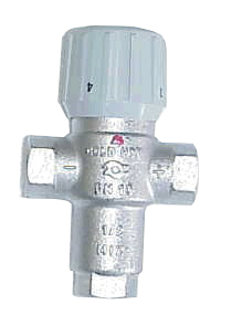 140 Degree F Tempering Valve