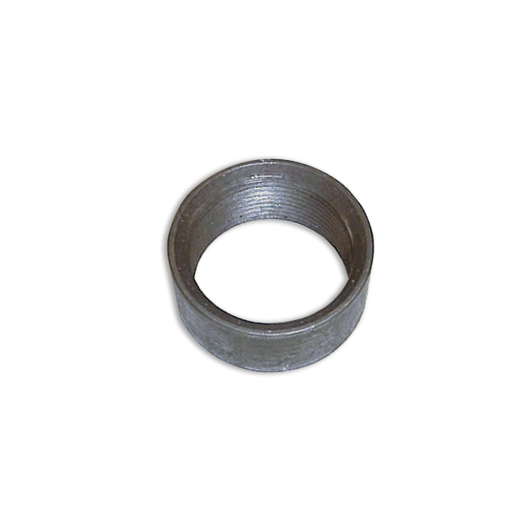 Steel Merchant Half Coupling Fitting, 1-1/2 (F) NPT