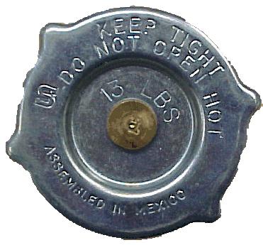 Radiator Cap 13 PSI