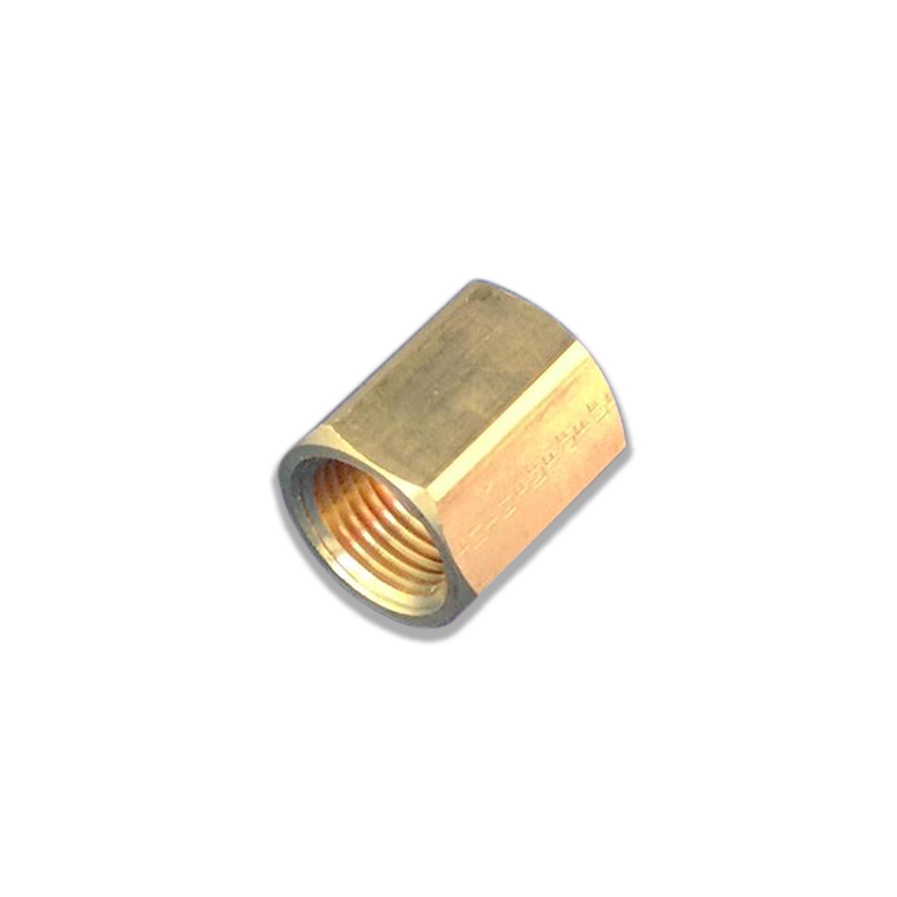 Lead Free Brass Coupler, 1/2 in. (F) NPT