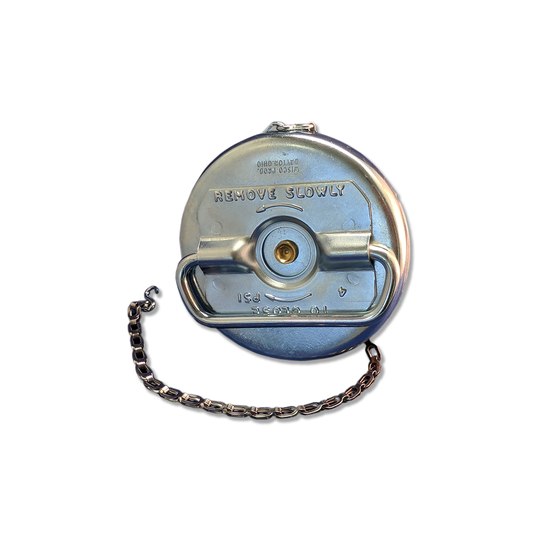 Radiator Cap with Bail