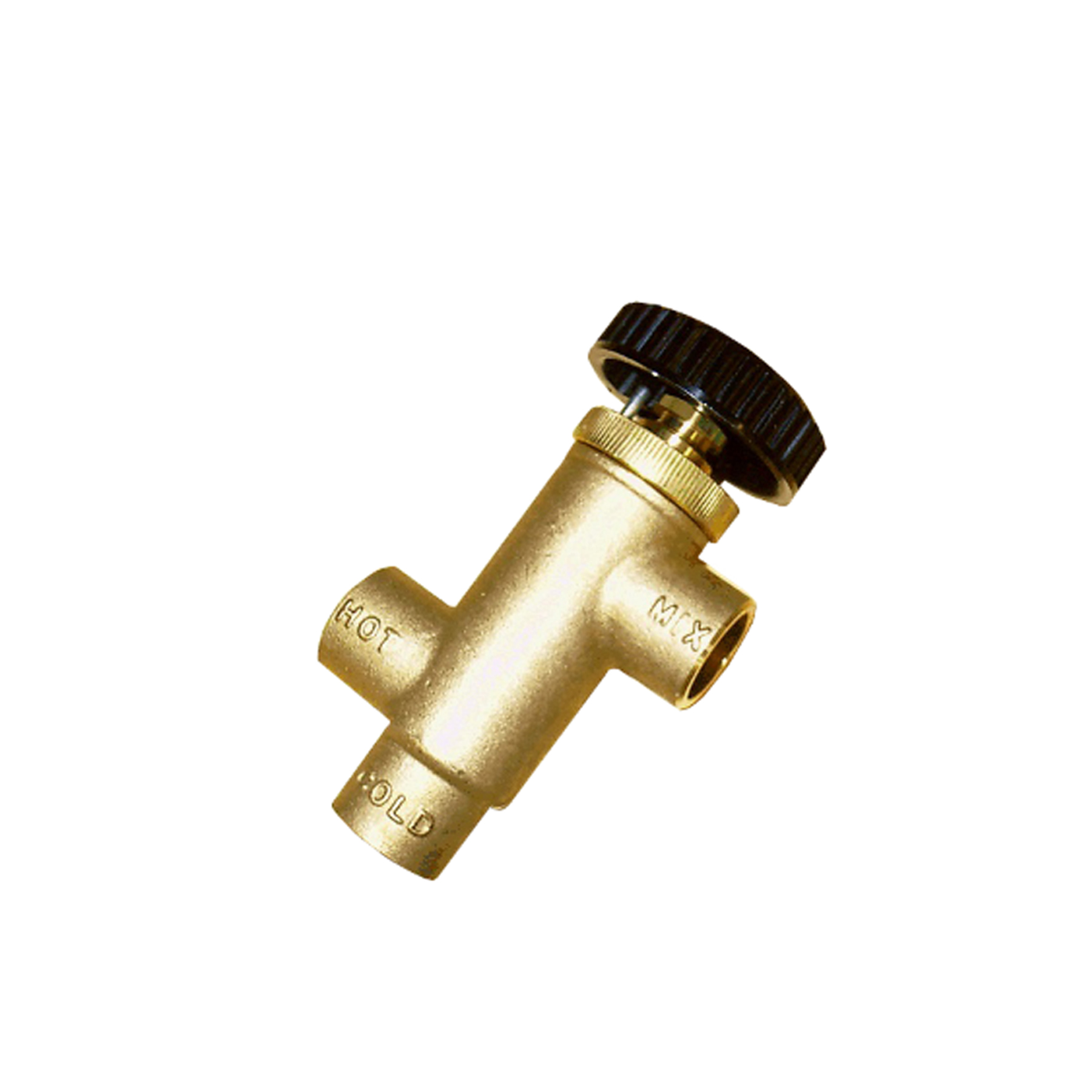 Tempering Valve, 120°F to 160°F