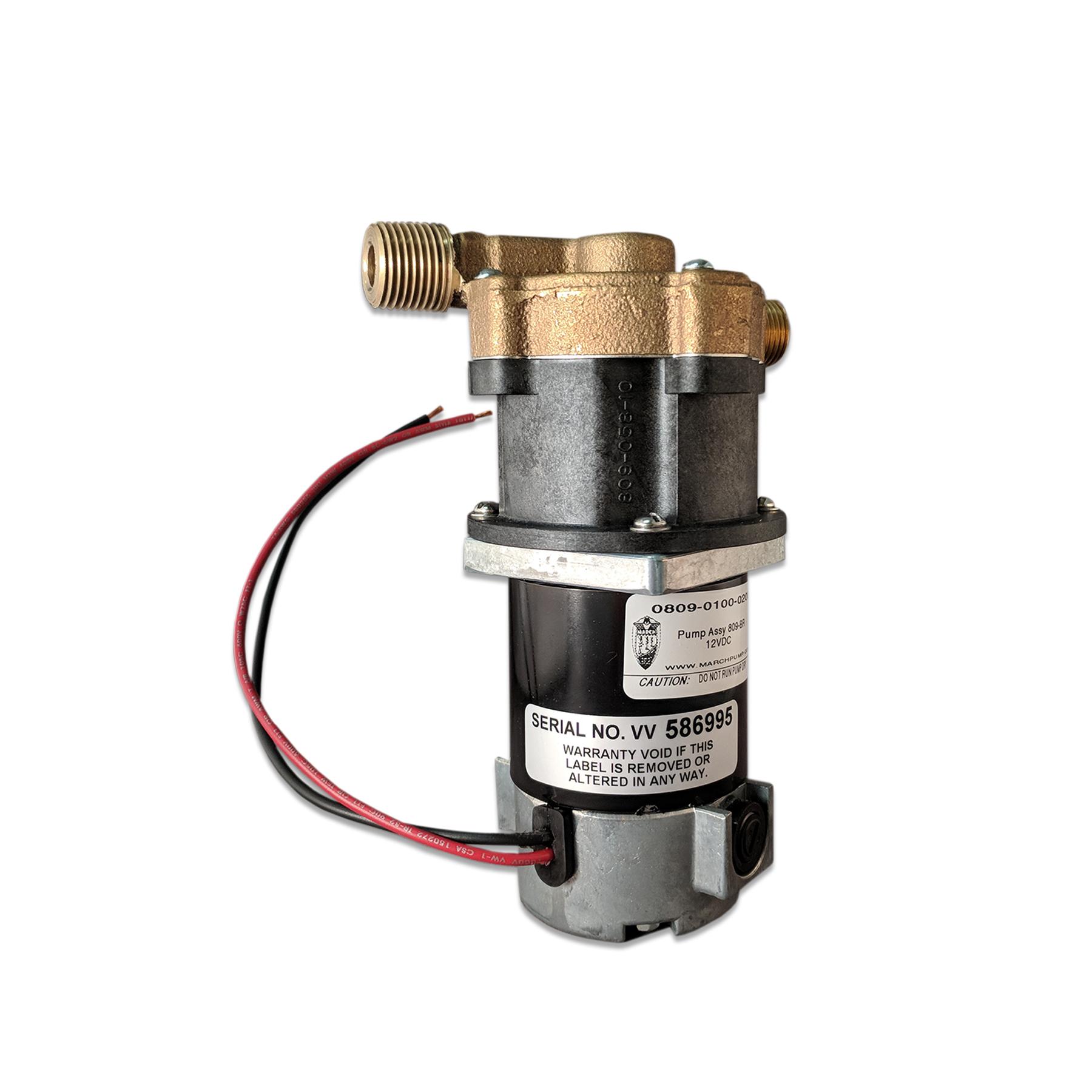 BR-809 Circulation Pump, 12VDC