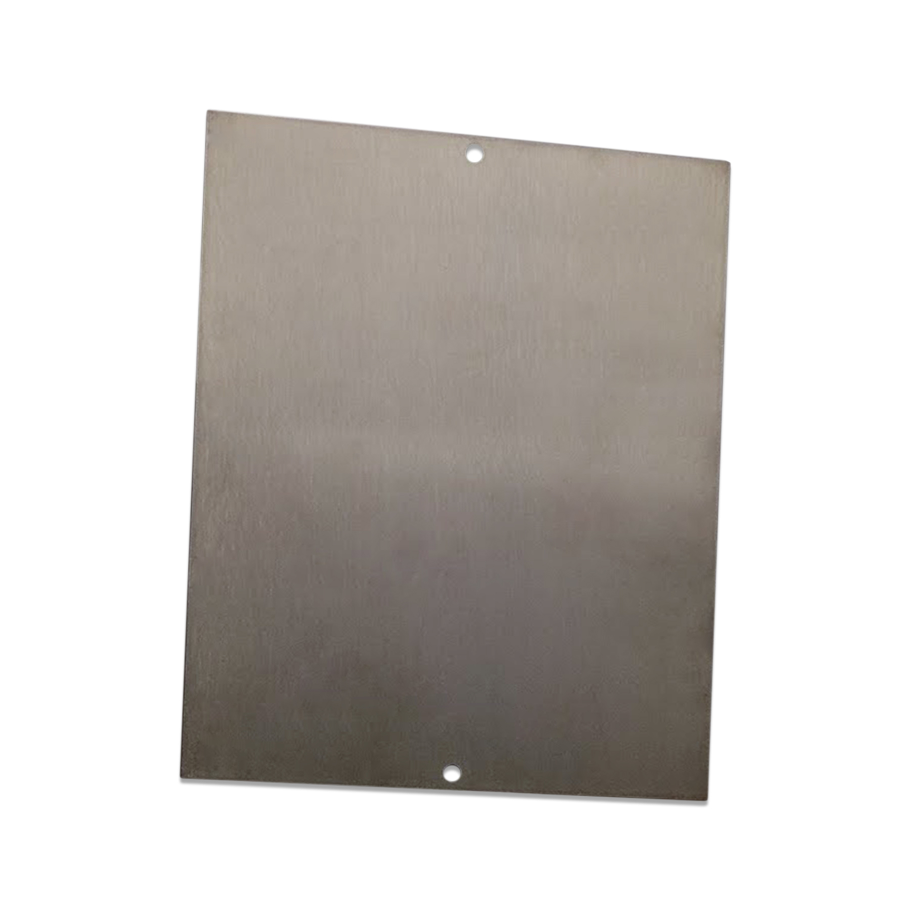 Stainless Steel Thermostat Access Cover