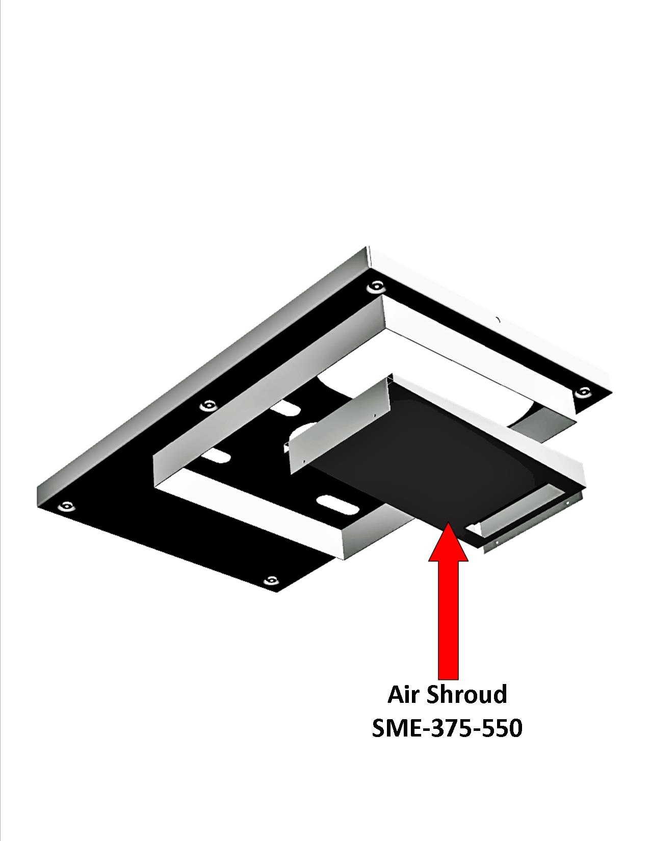 Air Shroud Assembly