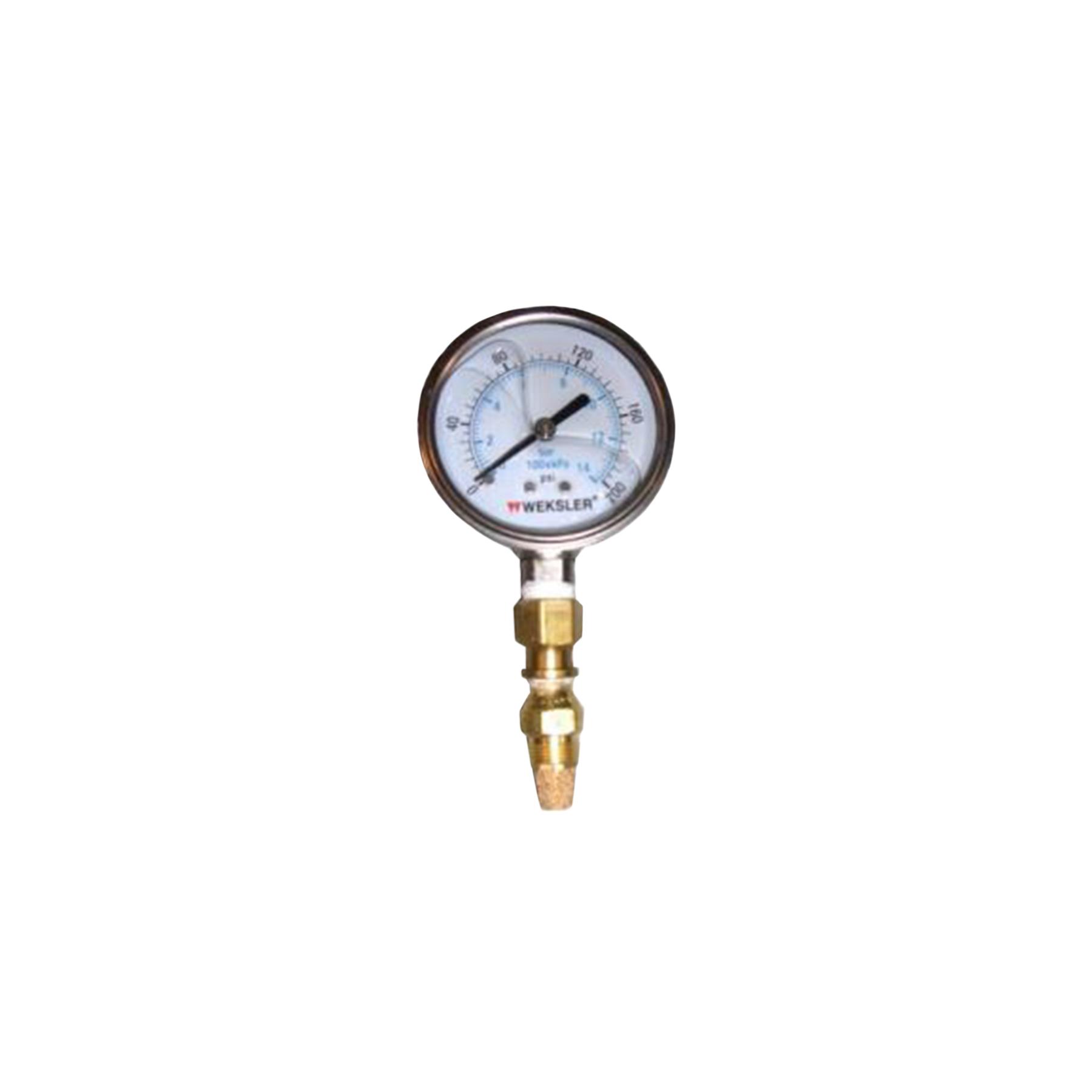Kit, Fuel Pressure Gauge (Service Item)