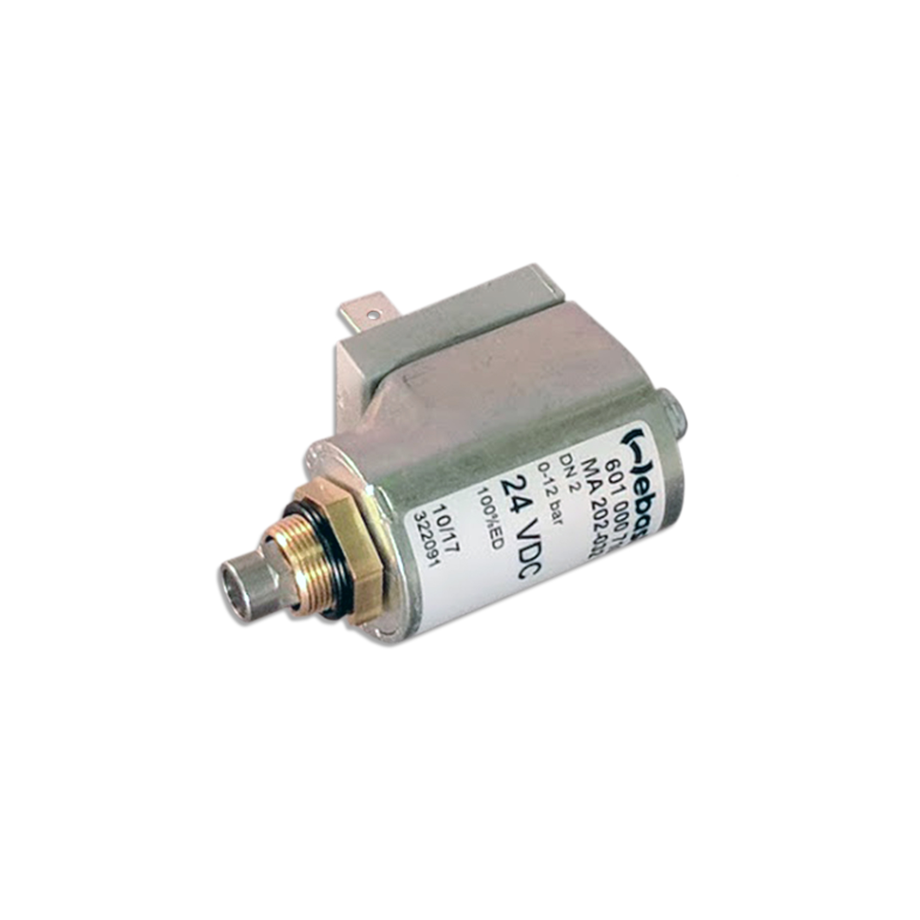 24 VDC Fuel Solenoid Valve for DBW-300
