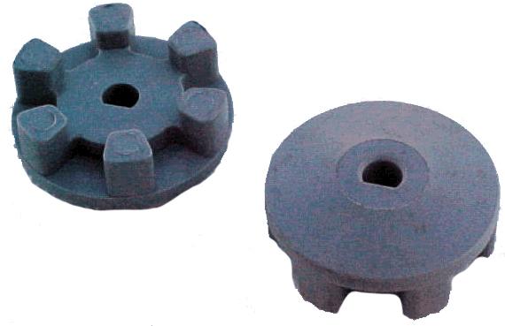 Webasto 6mm Clutch Half