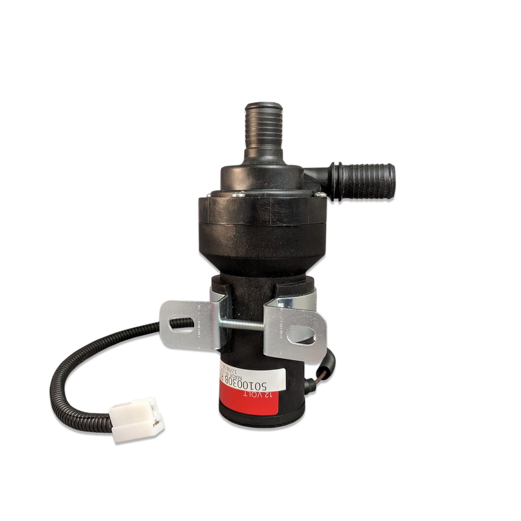 12 VDC U4810 Circulation Pump w/Mounting Bracket, TH-90