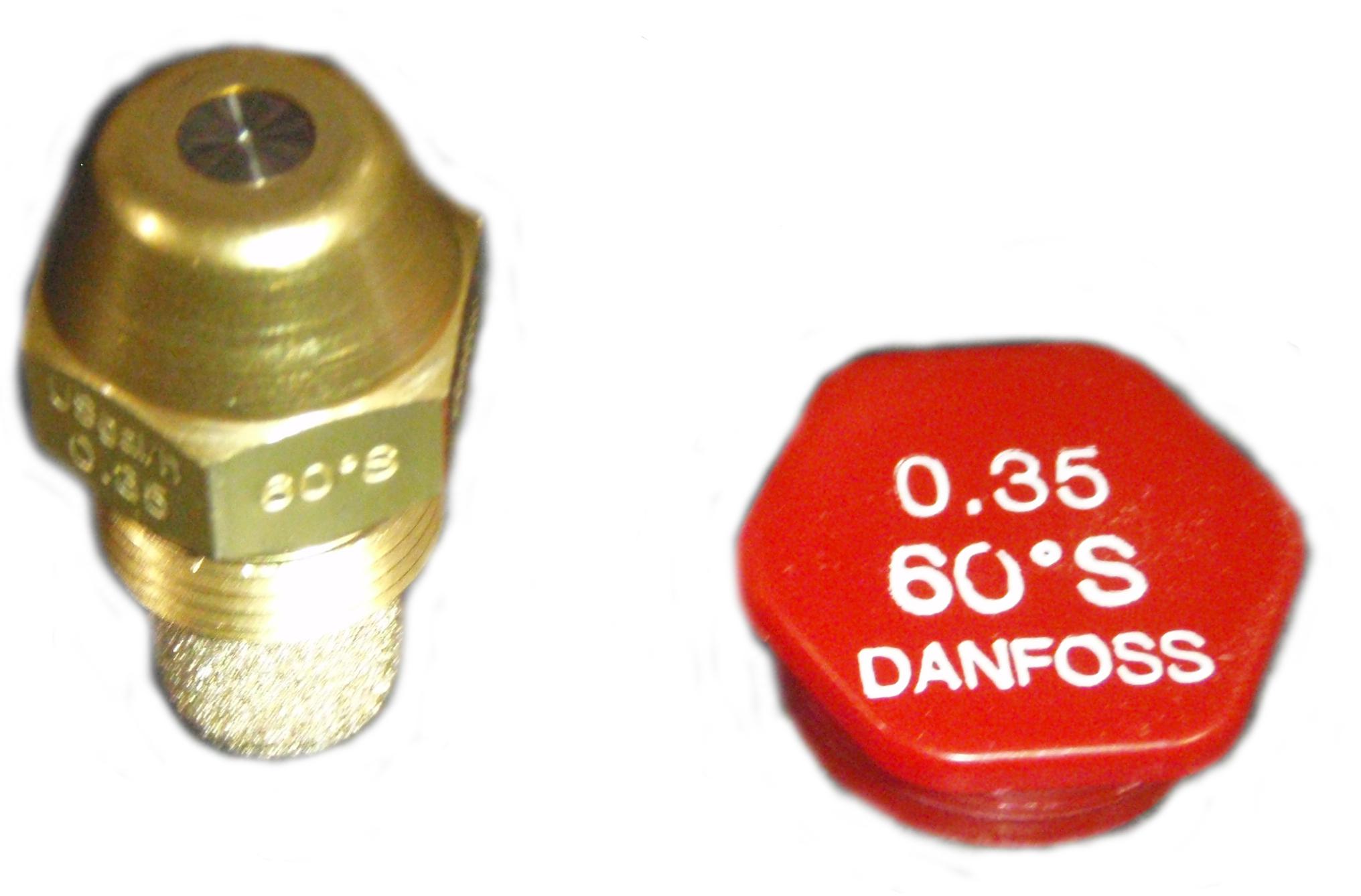 Fuel Nozzle .35/60 Degree