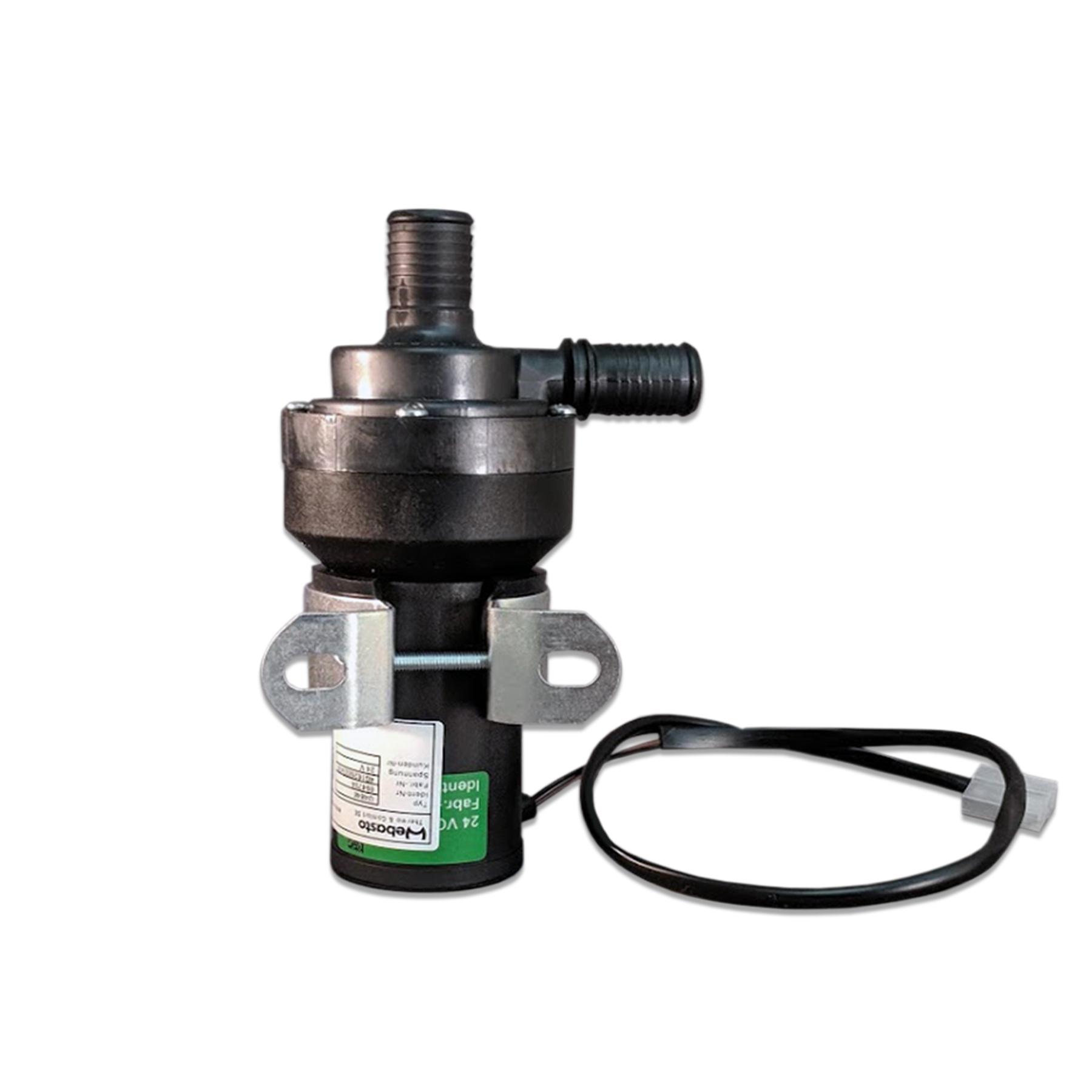 24 VDC U4846 Circulation Pump w/Mounting Bracket, TH-90